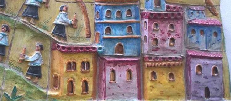 Tavoli Da Giardino In Ceramica Di Vietri.La Ceramica Di Vietri Sul Mare Patrimonio Dell Unesco Ceramiche